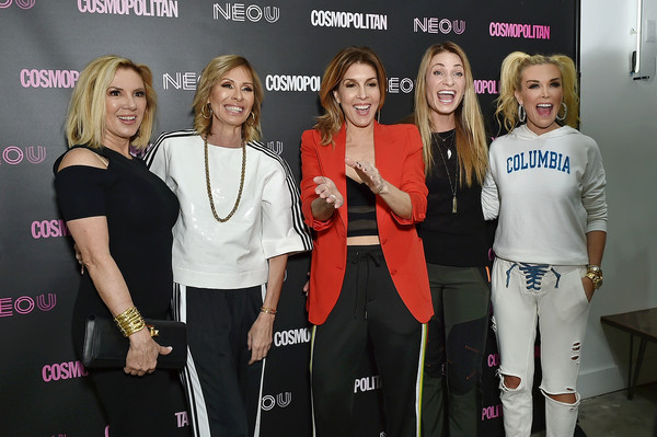 Cosmopolitan and Carole Radziwill Co-Host Opening of NEO U Fitness