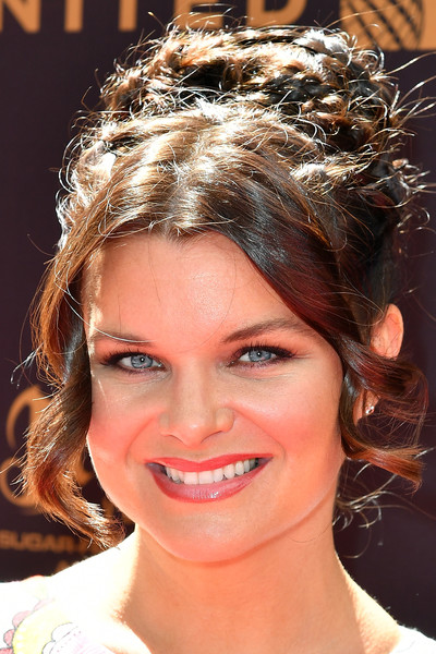 Heather Tom Photos - 2016 Daytime Emmy Awards - Arrivals ...