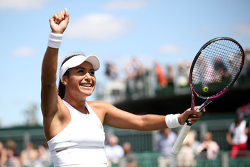 Heather Watson European Best Pictures Of The Day - July 01, 2019
