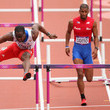 Hector Cotto Olympics Day 11 - Athletics