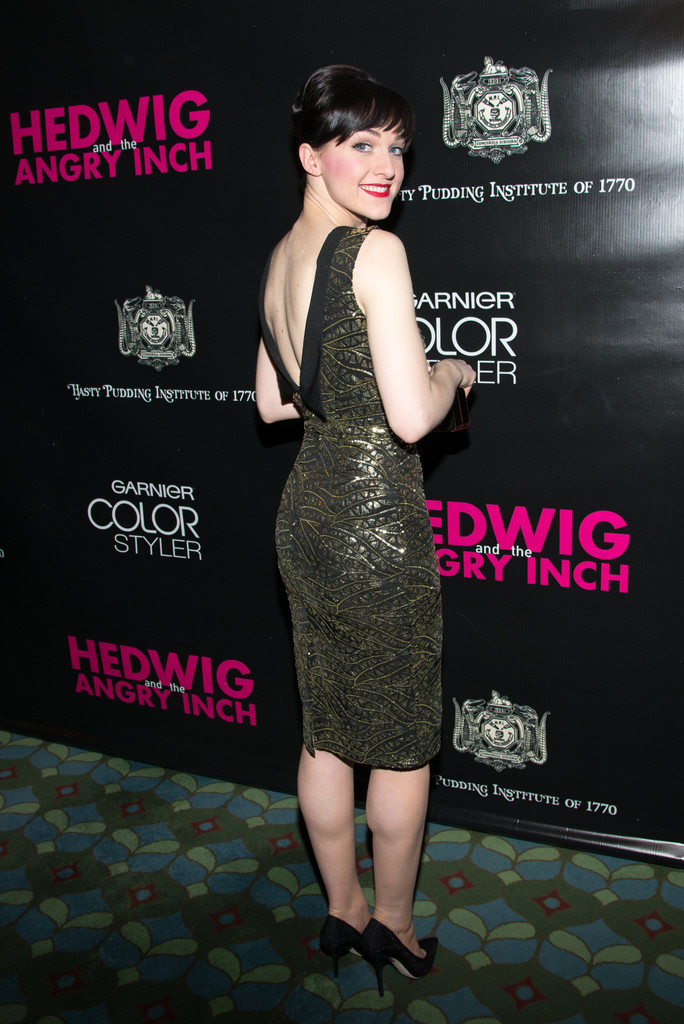 Hedwig angry inch broadway opening night arrivals ryn4kncb ytx