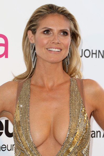 Heidi Klum Pictures - 21st Annual Elton John AIDS Foundation's ...