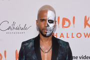 Eric West attends Heidi Klum's 20th Annual Halloween Party presented by Amazon Prime Video and SVEDKA Vodka at Cathédrale New York on October 31, 2019 in New York City.