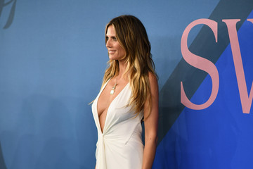 Heidi Klum 2017 CFDA Fashion Awards - Arrivals