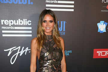 Heidi Klum A Celebration Of Music With Republic Records Co-Sponsored By FIJI Water