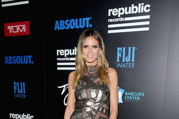 Heidi Klum A Celebration Of Music With Republic Records In Partnership With Absolut And Pryma -  Red Carpet