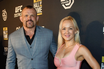 Heidi Liddell UFC Hall Of Fame: Official Class Of 2018 Induction Ceremony