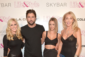 Heidi Montag Arrivals at Life & Style Weekly's 10-Year Anniversary Party