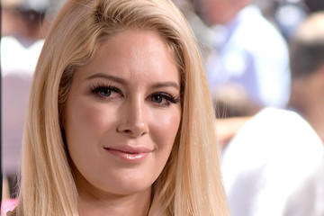 Heidi Montag Cast Of 'The Hills' Visits 'Extra'