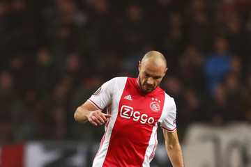 Heiko Westermann AFC Ajax v Panathinaikos FC - UEFA Europa League
