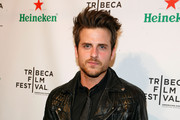 Jared Followill of Kings of Leon attends the Tribeca Film Festival after-party for Talihina Sky hosted by Heineken at Marquee on April 21, 2011 in New York City.