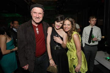 Anna Wood Vanessa Ray Heineken's Nice Guy Johnny Premiere After-Party