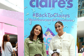 Helen Flanagan Claire's Back To School Bash