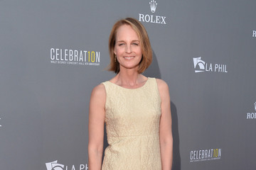 Helen Hunt Stars Celebrate Disney Concert Hall's 10th Anniversary