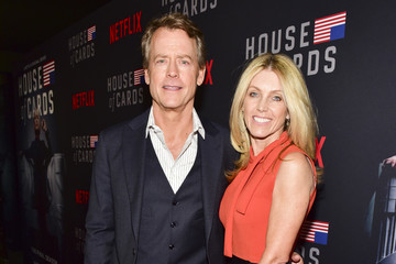 Helen Labdon Los Angeles Premiere Screening Of Netflix's 'House Of Cards' Season 6 - Red Carpet