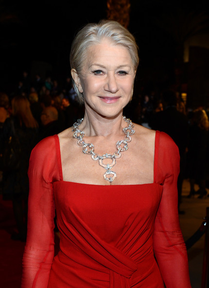 Helen Mirren - 24th Annual Palm Springs International Film Festival Awards Gala - Red Carpet
