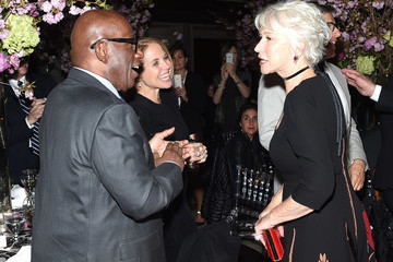 Helen Mirren 45th Chaplin Award Gala - Dinner