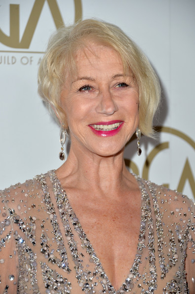 Helen Mirren - Arrivals at the Producers Guild of America Awards