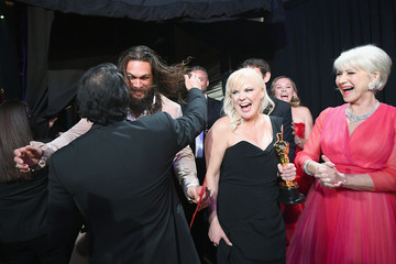 Helen Mirren 91st Annual Academy Awards - Backstage