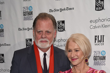 Helen Mirren Taylor Hackford The 25th IFP Gotham Independent Film Awards Co-Sponsored By FIJI Water
