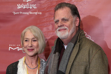 Helen Mirren Taylor Hackford Helen Mirren Named Hasty Pudding Woman of the Year