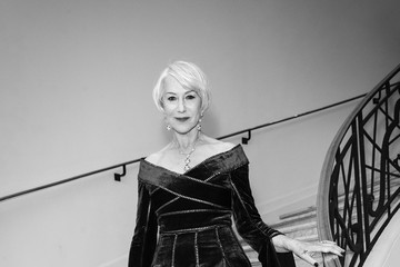 Helen Mirren L'Oreal At The 71st Annual Cannes Film Festival