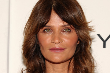 Helena Christensen The Daily Front Row Third Annual Fashion Media Awards - Arrivals
