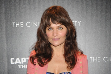 Helena Christensen 'Captain America: The Winter Soldier' Screening in NYC