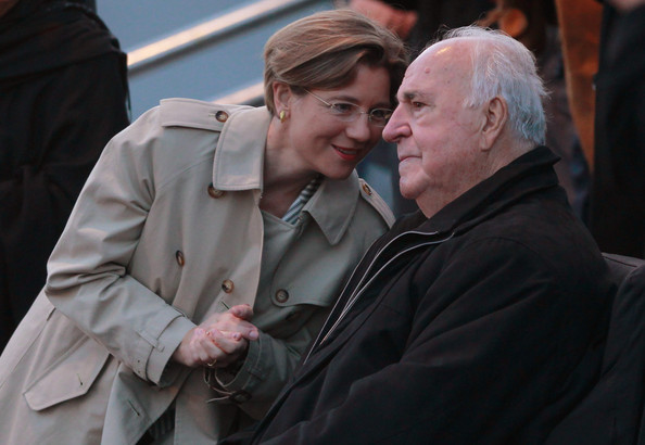 Helmut Kohl Pictures - Germany Celebrates 20 Years Since ...