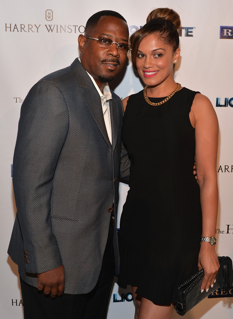 Martin Lawrence in The Help Group's Teddy Bear Ball - Zimbio