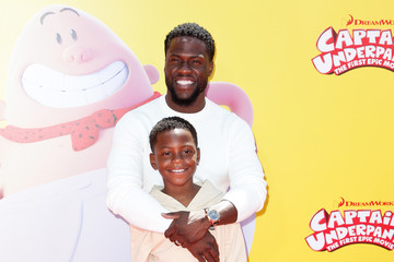 Hendrix Hart Premiere of 20th Century Fox's 'Captain Underpants: The First Epic Movie'- Red Carpet