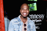 Singer Ne-Yo attends the Hennessy V.S Limited Edition by JonOne Launch Party at Terminal 5 on July 11, 2017 in New York City. The Limited Edition release by urban artist JonOne, which features a colorful, vibrant design, is the seventh in an ongoing series of collaborations between Hennessy V.S and several internationally renowned artists.