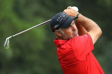 Hennie Otto Tshwane Open - Day Two