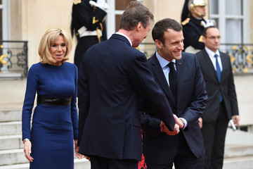Henri Official Visit Of Grand-Duc Henri Of Luxembourg And Grande-Duchesse Maria Teresa Of Luxembourg: Day Two