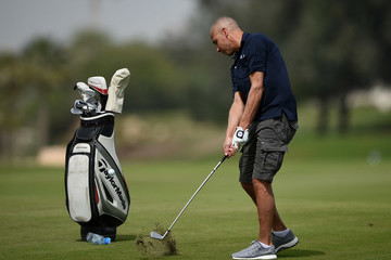 Henrik Larsson Commercial Bank Qatar Masters - Previews