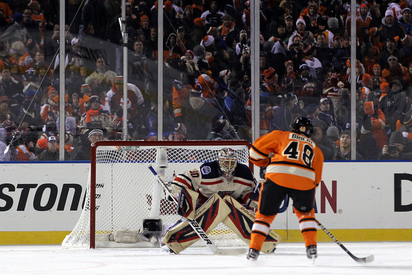 2012 Bridgestone NHL Winter Classic - New York Rangers v Philadelphia Flyers 3a5f8cc18