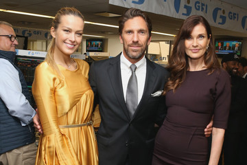 Henrik Lundqvist Annual Charity Day Hosted By Cantor Fitzgerald, BGC and GFI - GFI Office - Inside
