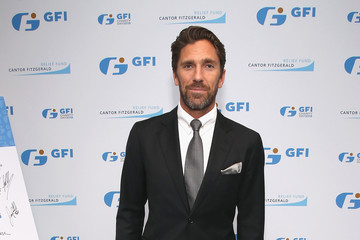 Henrik Lundqvist Annual Charity Day Hosted By Cantor Fitzgerald, BGC and GFI - GFI Office - Arrivals