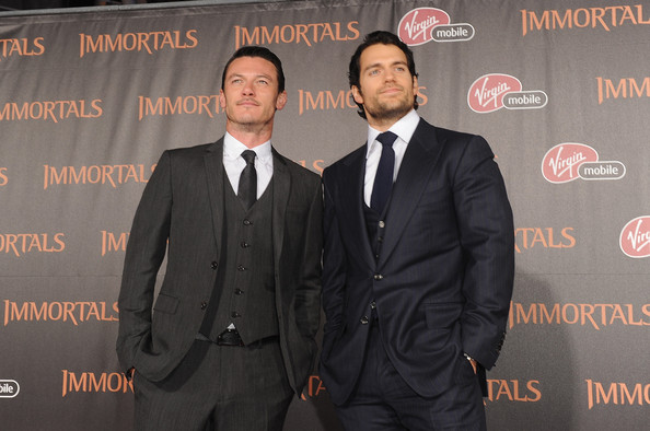 "Relativity Media Presents The World Premiere Of ""Immortals"" - Red Carpet"