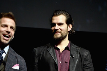 Henry Cavill CinemaCon 2017 - Warner Bros. Pictures Invites You to 'The Big Picture'