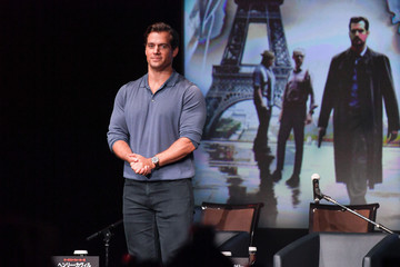 Henry Cavill 'Mission: Impossible - Fallout' Tokyo Press Conference and Photo Call