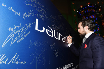 Henry Cavill Welcome Party - Laureus World Sports Awards - Shanghai 2015