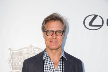 "Henry Czerny ""LEXUS Live on Grand"" Hosted By Curtis Stone At The Third Annual Los Angeles Food & Wine Festival"