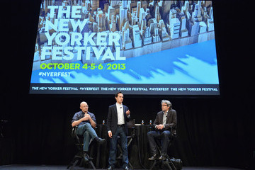 Henry Finder The New Yorker Festival 2013 - An Exchange - Is Techonology Good for Culture? With Jonathan Franzen And Clay Shirky With Henry Finder