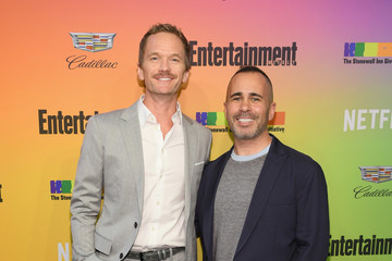 Henry Goldblatt Entertainment Weekly Celebrates Its Annual LGBTQ Issue At The Stonewall Inn In New York - Arrivals