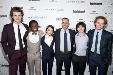 Henry Goldblatt Entertainment Weekly Celebrates the SAG Award Nominees at Chateau MarmontSsponsored by Maybelline New York - Arrivals