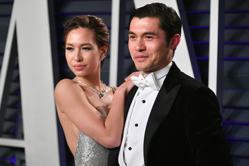 Henry Golding 2019 Vanity Fair Oscar Party Hosted By Radhika Jones - Arrivals