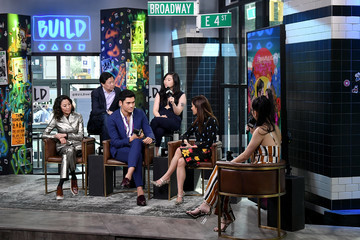 Henry Golding Celebrities Visit Build - August 14, 2018