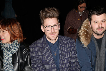 Henry Holland Front Row: Day 3 - London Collections: Men AW15