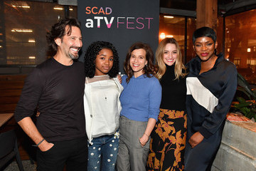 Henry Ian Cusick SCAD aTVfest 2019 x Entertainment Weekly Party - Lure